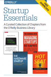 Free Tech Learning Materials Startup Essentials eBook cover image
